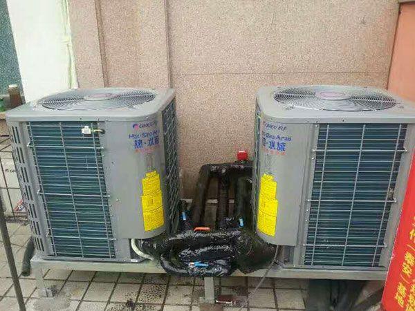 空气能中央热水